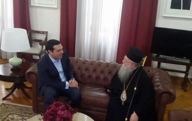 Θεσσαλονίκης Άνθιμος: «Προσεύχομαι να πάνε όλα καλά, να έχουμε ελπίδα» (ΒΙΝΤΕΟ)