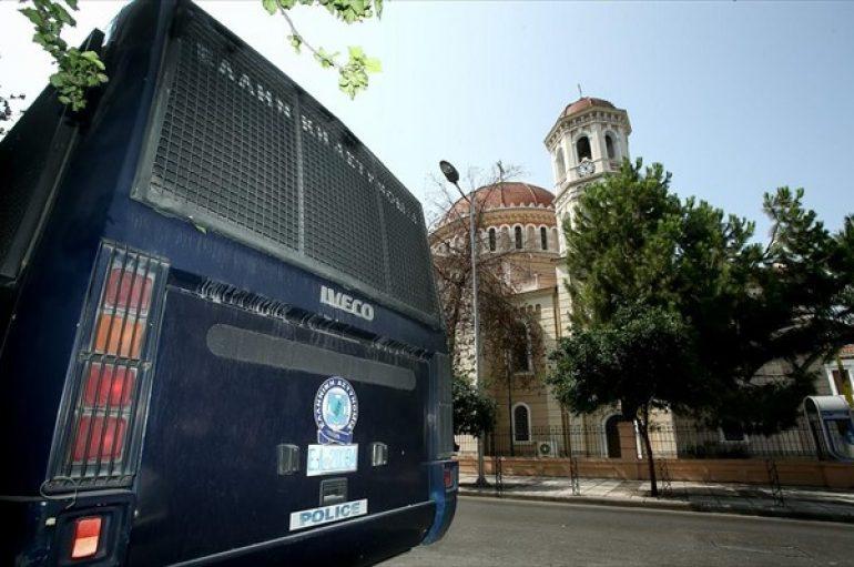 Αθώοι οι εισβολείς της Μητρόπολης Θεσσαλονίκης