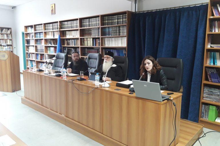 Πραγματοποιήθηκε η Δ΄ Ιερατική Σύναξη στο Βόλο (ΦΩΤΟ)