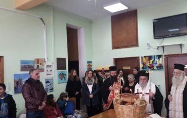 Ποιμαντική επίσκεψη του Μητροπολίτη Γρεβενών σε σχολεία (ΦΩΤΟ)
