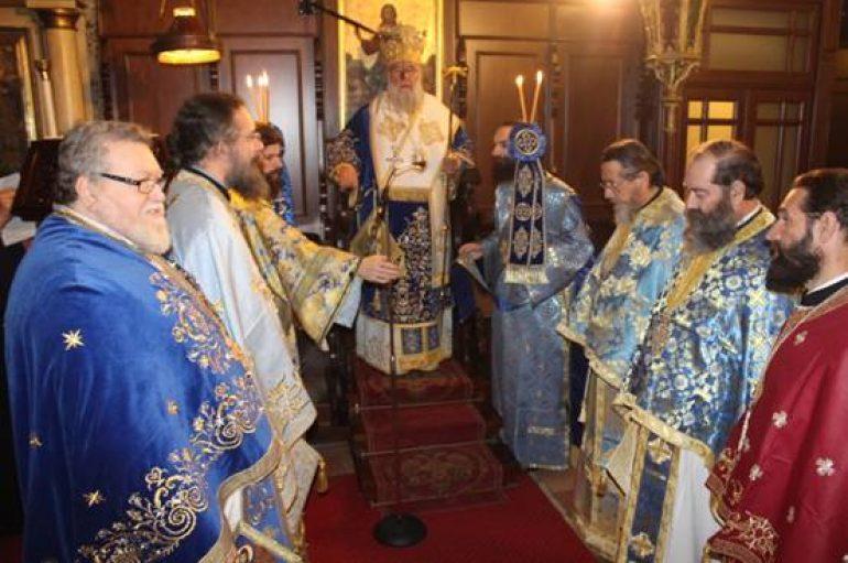 Η εορτή του Αγίου Ιωάννου του Προδρόμου στην Κέρκυρα (ΦΩΤΟ)