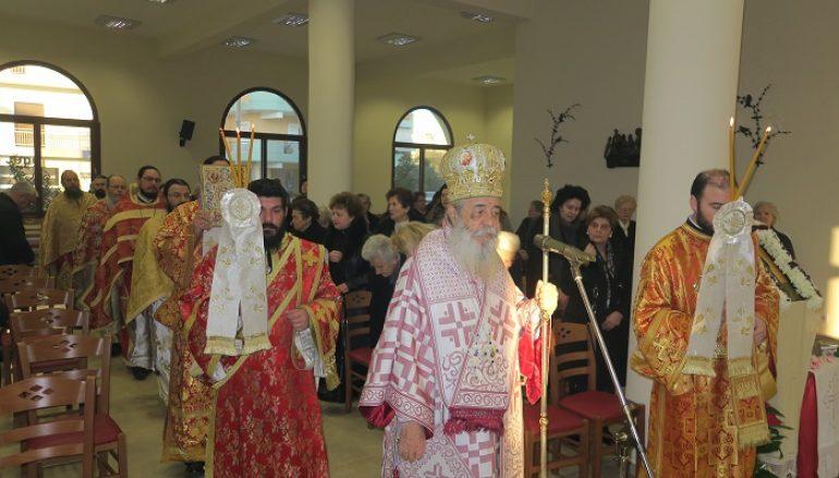 Ο Φθιωτικός Λαός ευλαβείται και αγαπά ιδιάιτερα τον Άγιο Εφραίμ (ΦΩΤΟ)