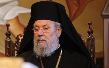 """Αρχιεπίσκοπος Κύπρου: """"Λύση με Κατοχή και Συνομοσπονδία δεν υπάρχει"""""""