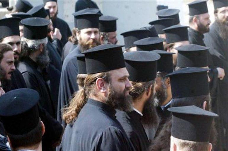 178 νέες θέσεις κληρικών και 3 εκκλησιαστικών υπαλλήλων