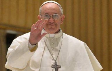Πάπας Φραγκίσκος: «Πρέπει να πολεμήσουμε την «πανούκλα» της τρομοκρατίας»