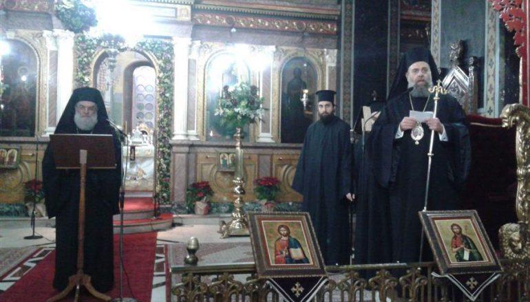 Ομιλία του Αρχιμ. Θεοφίλου Λεμοντζή στην Ι. Μ. Θεσσαλιώτιδος (ΦΩΤΟ)