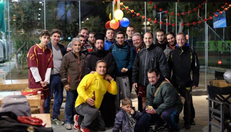 Κοπή Βασιλόπιτας των Μεικτών Ομάδων Ενηλίκων της Ι. Μ. Γλυφάδας (ΦΩΤΟ)