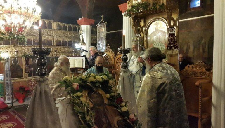 Η εορτή του Αγ. Ιωάννου του Προδρόμου στο Παλαιόκαστρο Γρεβενών (ΦΩΤΟ)