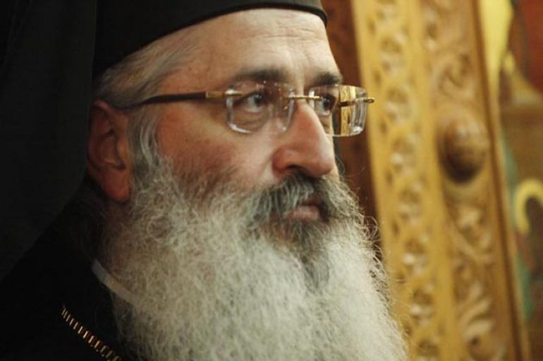 """Αλεξανδρουπόλεως Άνθιμος: """"Η Εκκλησία θα πρέπει να θυμηθεί τον αρχικό ρόλο της"""""""