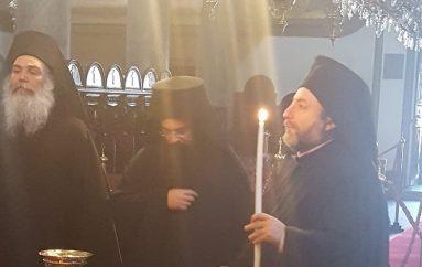 Επίσκοπος Ευκαρπίας εξελέγη ο Αρχιμ. Ιερόθεος Ζάχαρης