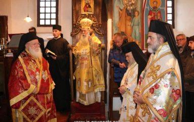 Η εορτή του Αγίου Συμεών στο Πατριαρχείο Ιεροσολύμων (ΦΩΤΟ – ΒΙΝΤΕΟ)