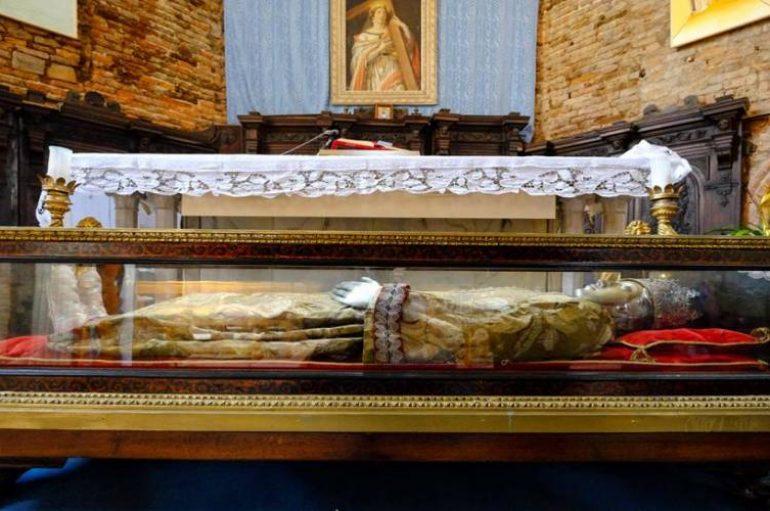 Στις 14 Μαΐου η υποδοχή του Ιερού Λειψάνου της Αγίας Ελένης