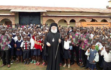 «Φως Χριστού» λάμψε στην Αφρική (ΦΩΤΟ)
