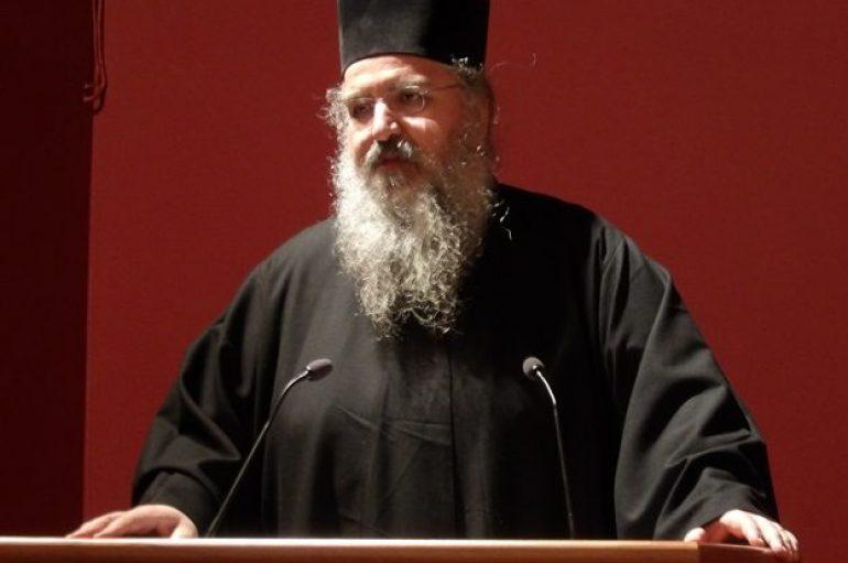 Ομιλία στην Ι. Μ. Κορίνθου με θέμα «Εις οικοδομήν του Σώματος του Χριστού» (ΦΩΤΟ)