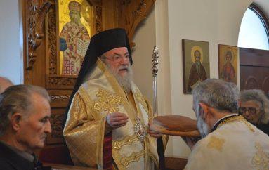 Η Κυριακή του Τελώνου και Φαρισαίου στον Πλατανότοπο Παγγαίου (ΦΩΤΟ-ΒΙΝΤΕΟ)