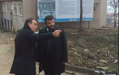 Αρχίζει η ανοικοδόμηση της κατοικίας του Αγίου Νεκταρίου στη Σηλυβρία (ΦΩΤΟ)