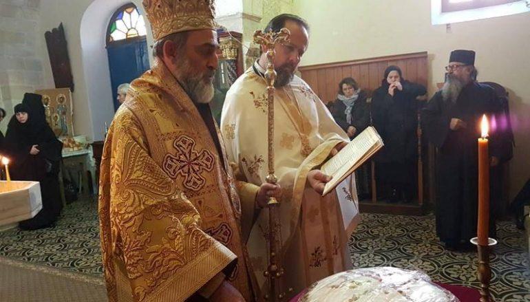 Η εορτή του Αγίου Ευθυμίου στο Πατριαρχείο Ιεροσολύμων (ΦΩΤΟ-ΒΙΝΤΕΟ)