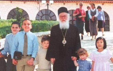 """Αρχιεπίσκοπος Αλβανίας: """"Θεέ μου η ζωή μου είναι στα χέρια Σου"""" (ΦΩΤΟ-ΒΙΝΤΕΟ)"""