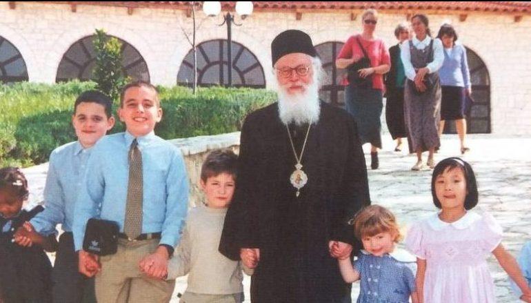 Αρχιεπίσκοπος Αλβανίας: «Θεέ μου η ζωή μου είναι στα χέρια Σου» (ΦΩΤΟ-ΒΙΝΤΕΟ)