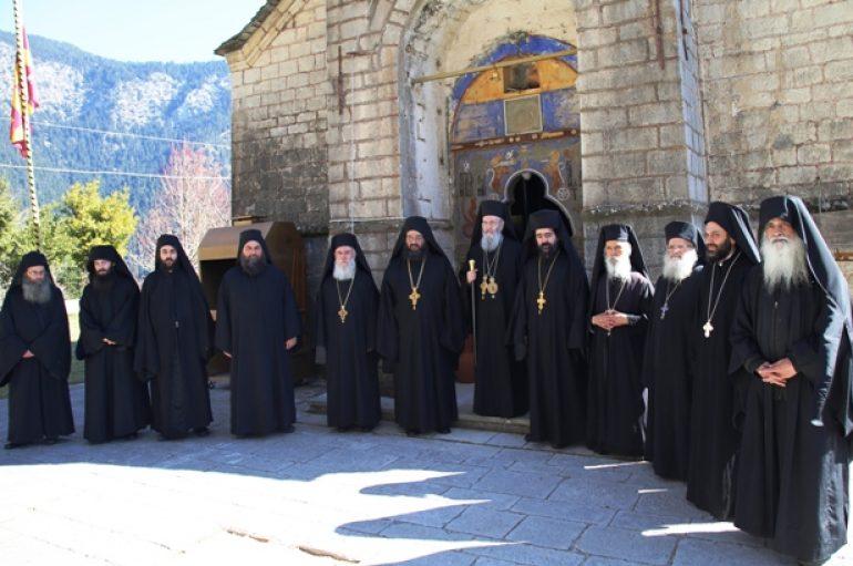 Η Ναύπακτος εόρτασε τον Πολιούχο της Άγιο Πολύκαρπο (ΦΩΤΟ)