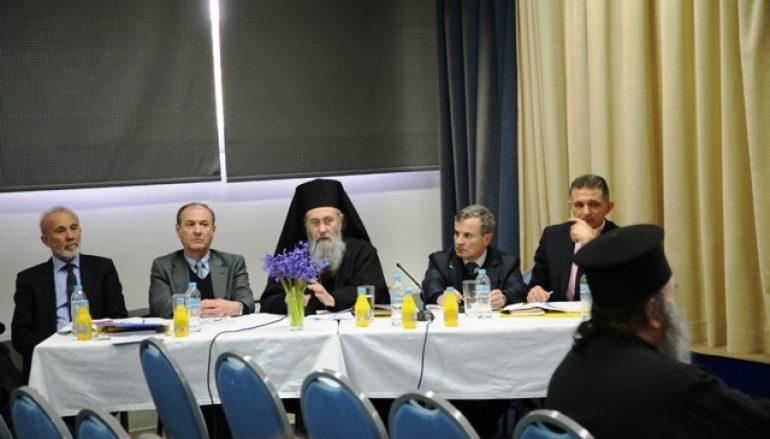 Πανελλήνιο Μαθητικό Θεολογικό Συνέδριο στην Ναύπακτο (ΦΩΤΟ)
