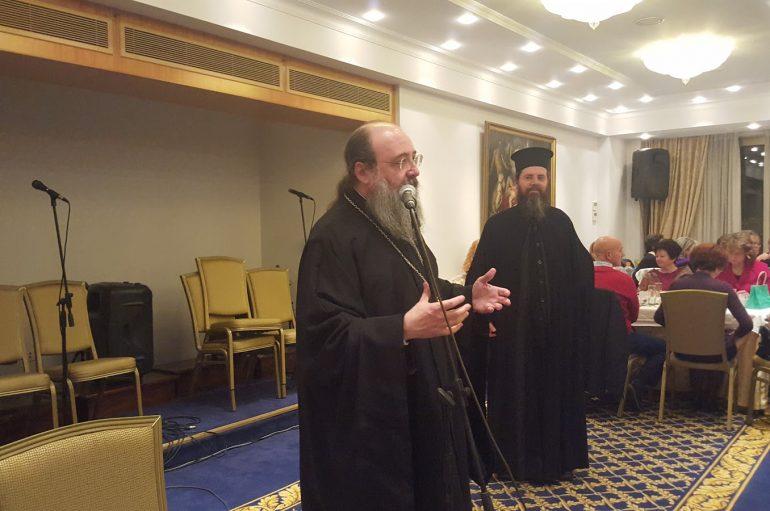 Εόρτια εκδήλωση του Ι. Μητροπολιτικού Ναού Ευαγγελιστρίας Πατρών (ΦΩΤΟ)