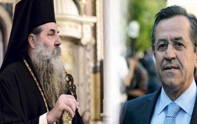 Ν.Νικολόπουλος προς Μητροπολίτη Πειραιώς: «Να αναλάβετε δράση»