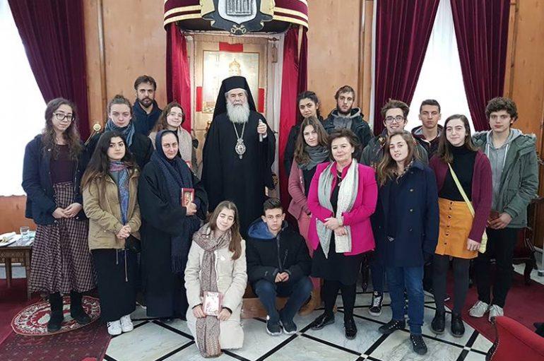 Το Μουσικό Σχολείο Αλίμου στον Πατριαρχείο Ιεροσολύμων (ΦΩΤΟ – ΒΙΝΤΕΟ)