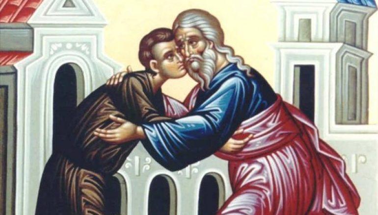 Αποτέλεσμα εικόνας για Ο Θεός σ΄αυτούς που θέλουν χαρίζει μετάνοια