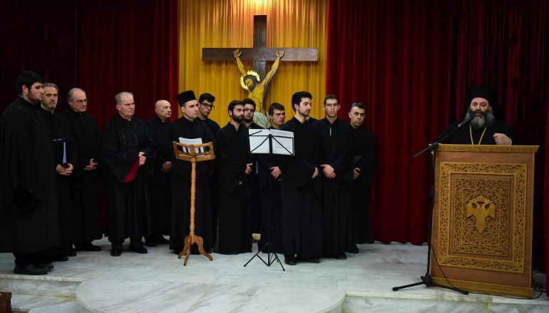 Εκδήλωση της Ι.Μ. Λαγκάδαπρος τιμήν της «Μητέρας» (ΦΩΤΟ)