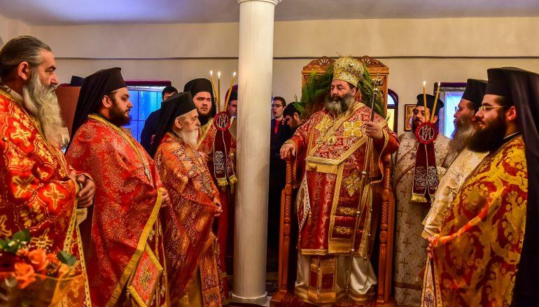 Η εορτή του Αγίου Χαραλάμπους στην Ι. Μ. Λαγκαδά (ΦΩΤΟ)
