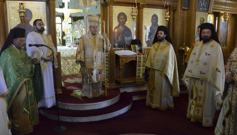 4ετές μνημόσυνο του Αρχιμανδρίτη Ισιδώρου Σαλάκου (ΦΩΤΟ)