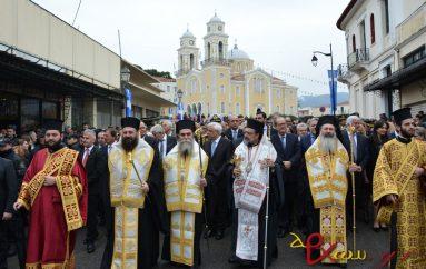 Λαοθάλασσα πιστών στην Καλαμάτα για την Παναγία Υπαπαντή (ΦΩΤΟ – BINTEO)