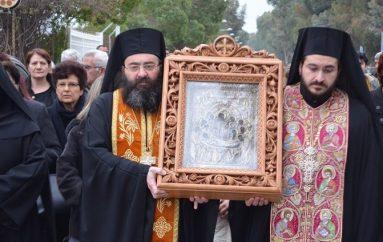 Η Κύπρος υποδέχθηκε την θαυματουργή Εικόνα της Παναγίας Μαλεβής (ΦΩΤΟ)