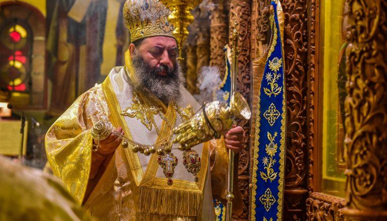 Η εορτή της Υπαπαντής του Κυρίου στην Ι. Μ. Λαγκαδά (ΦΩΤΟ)