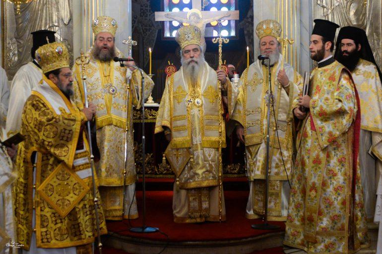Δεκαετές μνημόσυνο Μητροπολίτη Μεσσηνίας Χρυσοστόμου Θέμελη (ΦΩΤΟ – ΒΙΝΤΕΟ)