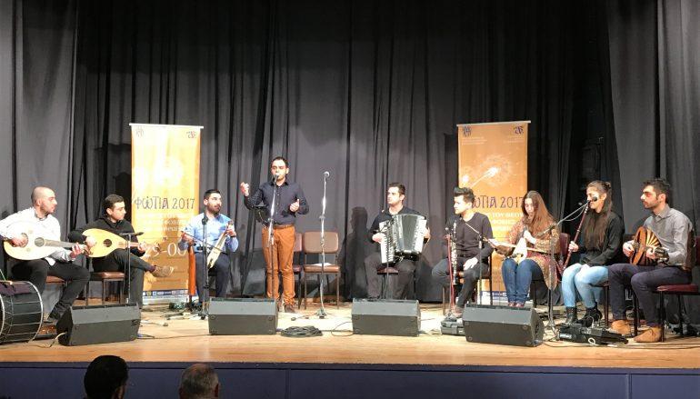 Παραδοσιακήμουσικήσυναυλία της Σχολής Βυζαντινής Μουσικής της Ι. Μ. Κίτρους (ΦΩΤΟ)
