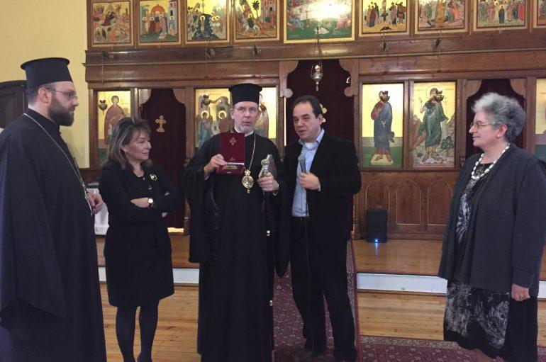 Ποιμαντορική επίσκεψη Μητροπολίτη Σουηδίας στο Όσλο (ΦΩΤΟ)