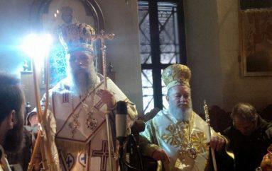 Πανηγύρισε η Ι. Μονή Μακρυμάλλη Ψαχνών τον Άγιο Παρθένιο (ΦΩΤΟ)