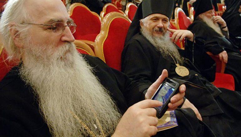 «Ορθόδοξη» εφαρμογή για τα κινητά από την Εκκλησία της Ρωσίας (ΒΙΝΤΕΟ)