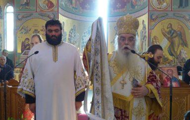 Χειροτονία νέου Διακόνου τέλεσε ο Μητροπολίτης Καστορίας (ΦΩΤΟ)