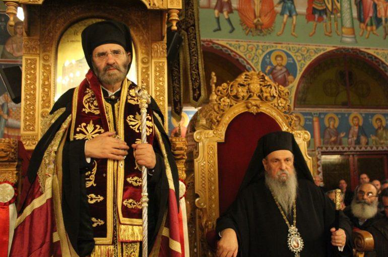 Η εορτή του Αγίου Χαραλάμπους και χειροτονία πρεσβυτέρου στην Ι. Μ. Λαρίσης (ΦΩΤΟ)