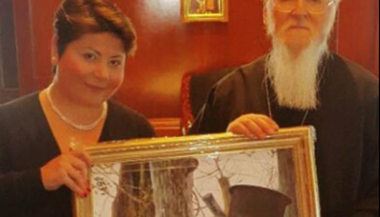 Η ευχάριστη έκπληξη στον Πατριάρχη Βαρθολομαίο