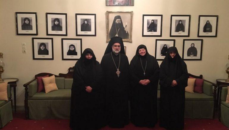 Νέα Ηγουμένη στην Ιερά Μονή Παλιανής Κρήτης (ΦΩΤΟ)
