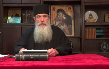 """π. Αρσένιος Βλιαγκόφτης: """"Κάτω τα χέρια από τα παιδιά μας"""" (ΒΙΝΤΕΟ)"""