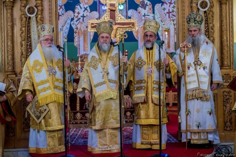 Ο Βόλος τίμησε τη μνήμη των Ορθοδόξων Μαρτύρων του Ολοκαυτώματος (ΦΩΤΟ)