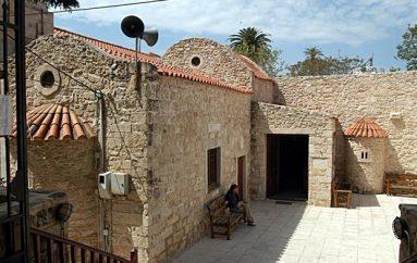Ιερόσυλος «χτύπησε» εκκλησία στο Ηράκλειο Κρήτης