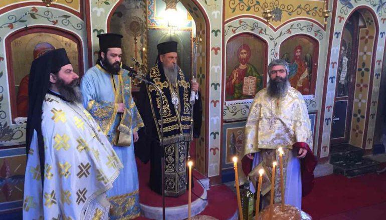 Η εορτή του Αγίου Δαμιανού του εν Κισσάβω στην Ι. Μ. Λαρίσης (ΦΩΤΟ)