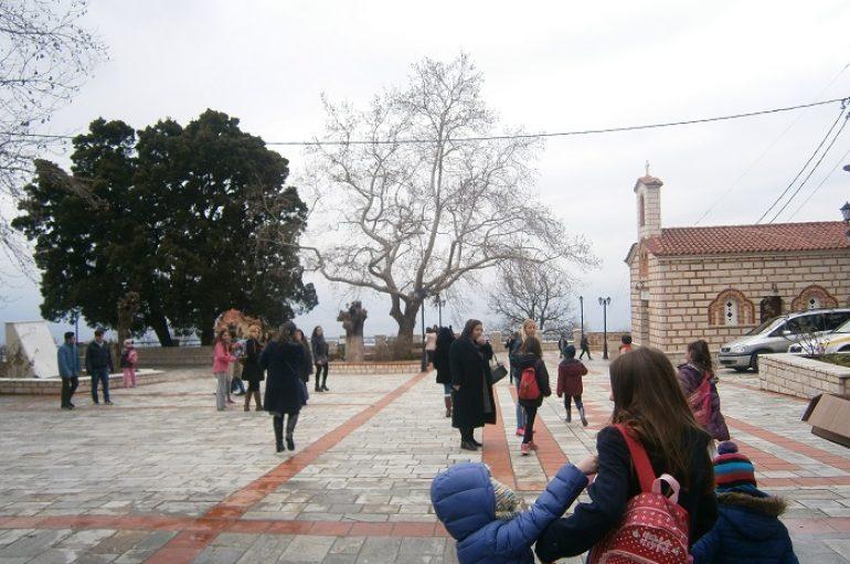 Εκδρομή Κατηχητικού Σχολείου Αγ. Γεωργίου Καλυβίων Φθιώτιδας (ΦΩΤΟ)