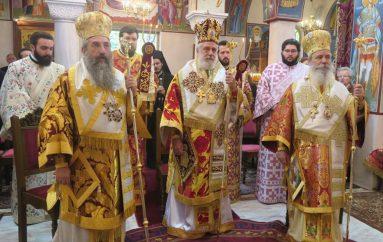 Οι Σπέτσες υποδέχθηκαν τους Αγίους Τέσσερις Νεομάρτυρες του Ρεθύμνου (ΦΩΤΟ)